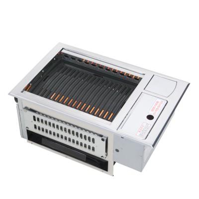 R1016   4각 무연 세라믹로스터(부탄식)